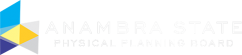 Anambra State Physical Planning Board (ANSPPB) Logo