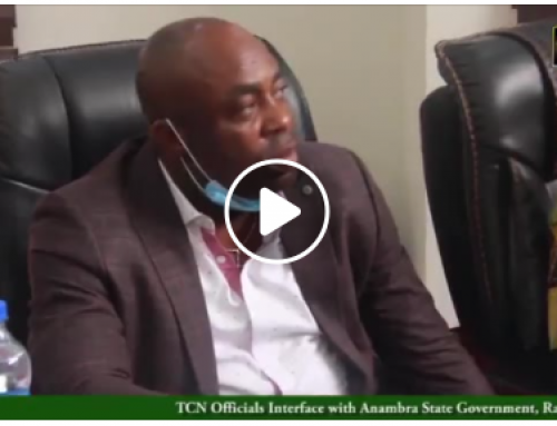 TCN Officials meets with Anambra State Government